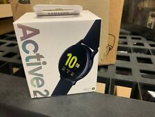 OB Samsung Galaxy Watch Active 2 SM-R830 40mm with Sport Band-BLACK