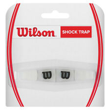 Wilson Shock Trap Tennis Racquet Dampener Vibration Black NEW WRZ521618