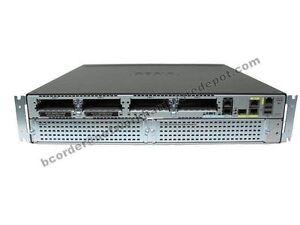 Cisco 2921/K9 Router CISCO2921/K9 3-Port Gigabit Router - 1 Year Warranty