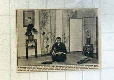 1921 Japanese Poet Working In London Mr Gonnaske Komai