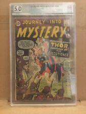 Journey Into Mystery #84 1st App Jane Foster PGX 5.0 Not CGC