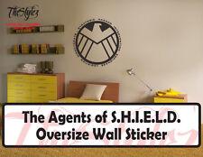 S.H.I.E.L.D. Marvel's Agents of SHIELD Oversize Wall Vinyl Sticker