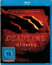 George A. Romero Presents - Deadtime Stories, Vol. 1 ( Horror-Thriller ) Blu-Ray