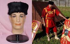 Roman Legionary Officer Soldier Pannonian Cap Pillbox hat Military Headgear