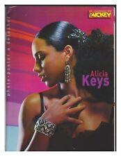 LE JOURNAL DE MICKEY  2746 POSTER ALICIA KEYS + PARIS DAKAR  2005 BE+/TBE