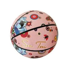 Cotton Candy Flower Bomb Ii 2 Basketball By Sue Tsai Limited To 500 Confirmed