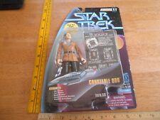 Star Trek TNG Constable ODO Playmates 1997 series 1 MOC