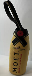 Moet & Chandon Champagne Isotherm Suit Cooler Insulated Jacket Imperial Brut G11