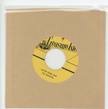 """ NIGHT FOOD SKA."" tommy mccook & his skatalites. TREASURE ISLE RECORDS 7in."