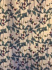 SEASALT Skirt summer a line Feock helianthus driftwood floral print BNWT £55