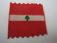 RUBAN POUR FAIRE DIXMUDE LIBAN ANCIEN TISSAGE