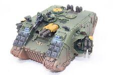Warhammer Space Marines Land Raider Crusader Well Painted - JYS36