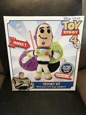 Toy Story 4 Buzz Lightyear Crochet Kit