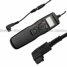 LCD Timer Remote Shutter Cord for Sony A900 A850 A580 A550 A700 A350 A65 A77 A99