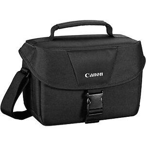 Canon 100ES Digital SLR Camera Case Bag for Rebel 60D 70D 80D 6D 7D 5D 50D 40D