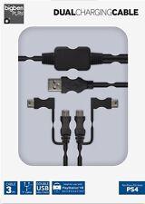 Playstation VR Dual Charging Cable Ladekabel für VR Brille und Controller PS4