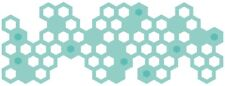 Kaisercraft Decorative Die - Texture Honeycomb Bee