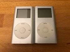 Apple iPod Mini great collection 1st & 2nd generation