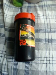 Jurassic Park  flask good condition for age