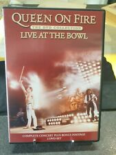 DVD Queen On Fire Live at The Bowl