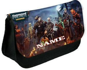 FORTNITE #4  Personalised Pencil Case, make up bag, school any name