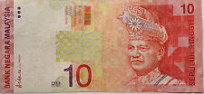 RM10 Ali Abul Hassan side sign Note BA 0437149