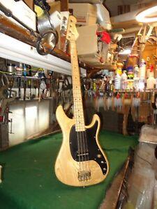 Ibanez Blazer BL-700 Bass Guitar Dec, 1980 w/HSC