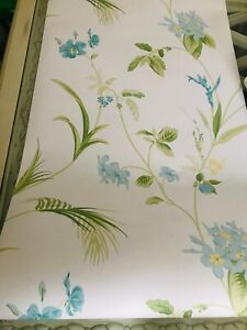 Orchid apple wallpaper floral botanical tropical leaves price per roll