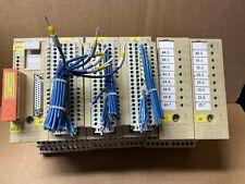 Siemens Simatic 6ES5 521-8MA22 + 482-8MA13 + 422-8MA11 + 441-8MA11 + 375-1LA21