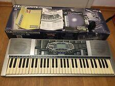 Bontempi Digital Keyboard System5, originalverp. mit Bedienungsanleitung