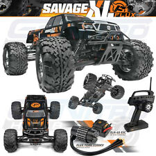 HPI 112609 1/8 Savage XL Flux 6S Brushless 4WD RTR w/ Radio