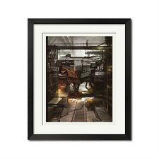 Metal Gear Solid Rex Urban Art Poster Print