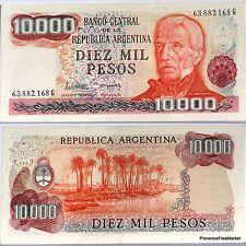 ARGENTINE - ARGENTINA  Billet neuf de 10000 PESOS  1983 - Pick 306b