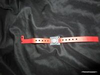 Rare HTF Realcare 1 Baby Think It Over G6 Student User ID Key Wristband BTIO NEW
