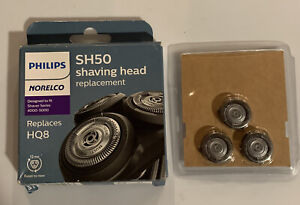 Philips Norelco SH50 Shaving Head Replacement- Replaces HQ8 New-Open Box See Pic
