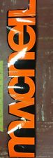 "Macneil Bikes BMX Ramp Jump Sticker - Decal - 23""X 7"""