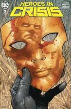 HEROES IN CRISIS #3 NEAR MINT 2018 UNREAD DC COMICS BIN-2019-1432
