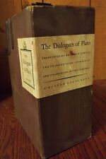 The Dialogues of Plato: Third Edition - Complete & Unabridged in Two Volumes