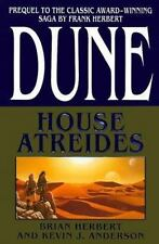 Prelude to Dune Ser.: Dune : House Atreides by Kevin J. Anderson, Brian Herbert and Kevin Anderson (1999, Hardcover)