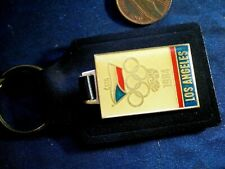 Vintage Keychain 1984 Summer Olympics Los Angeles, California, Czechoslovak team