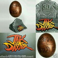 Jak and Daxter Orb Statue 30th Anniversary Precursors Orb #/500 10in ONE LEFT