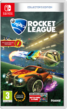 Rocket League Collector's Edition Nintendo Switch Game