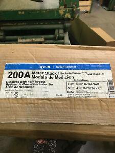 [NEW] Cutler Hammer 3MM220RRLB Multiple Metering Residential Meter Stack Module,