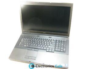 "Dell M6600 17.3"" Laptop 2.6 GHz i5-2540M 4GB RAM (Grade C No Battery, Webcam)"