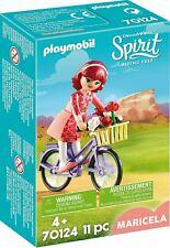 Playmobil 70124 Spirit Riding - Maricela et Bicyclette