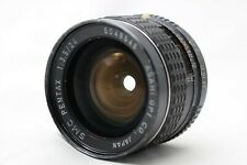 Asahi Pentax SMC 1:3.5 24mm Lens For K Mount *As Is* #A021g