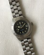 Vintage Titus Calypsomatic 8949 Diver Watch