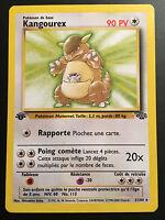 Carte Pokemon KANGOUREX 21/64 Rare Jungle Wizard EDITION 1 Française NEUF