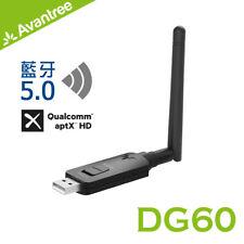 Avantree Long Range Bluetooth 5.0 USB Audio Transmitter Dongle DG60