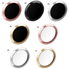 Metal Home Button Sticker Touch ID Support Protecto for IPhone 5S 7 6S 6 Plus US